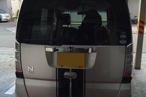 N-BOX ルーフラッピングのサムネイル
