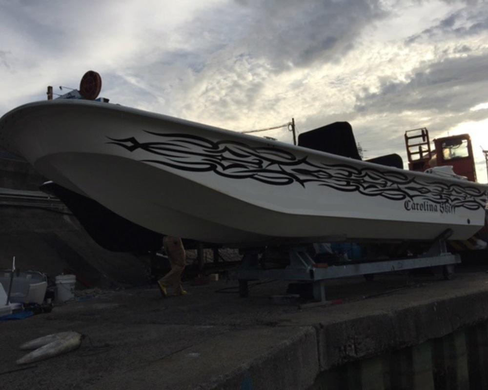 ボート バイナル施工のサムネイル