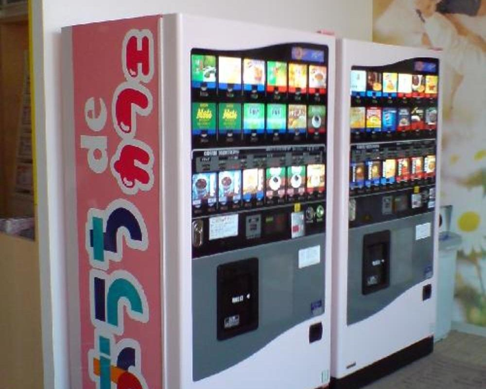 自動販売機のサムネイル