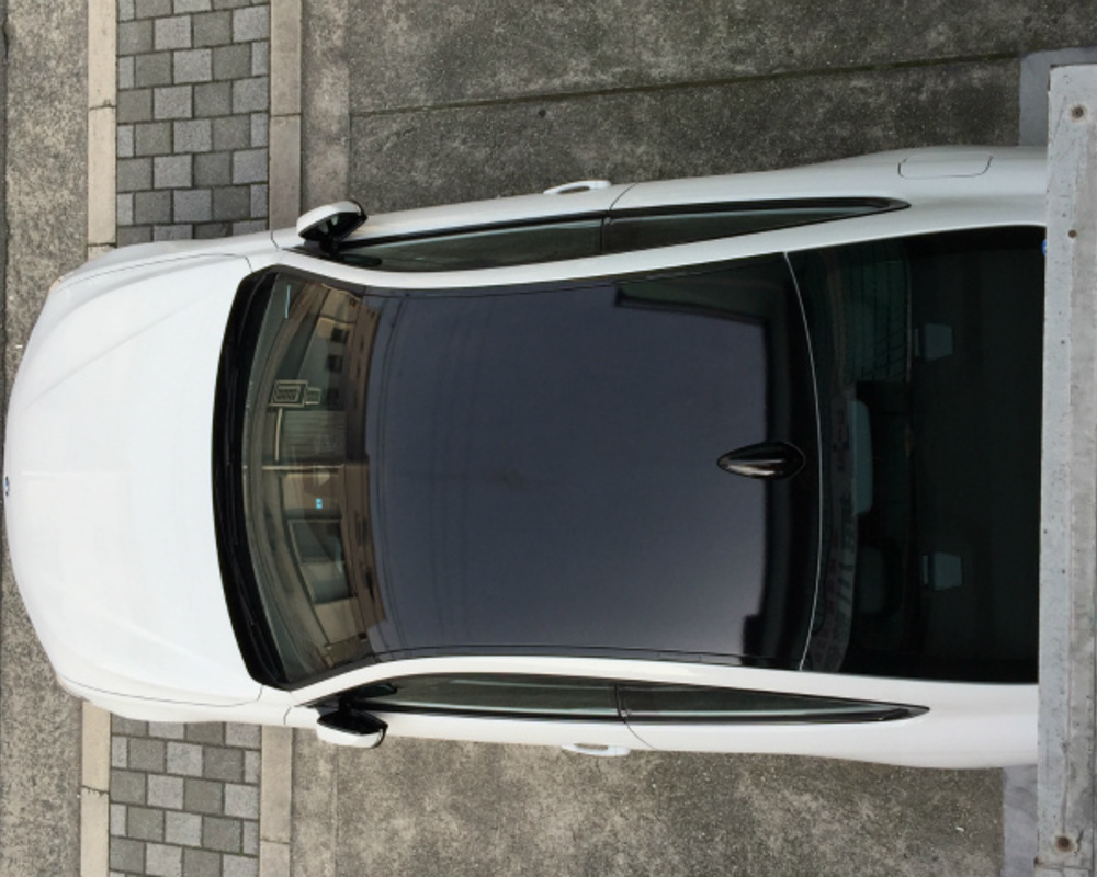 BMW ルーフラッピングのサムネイル