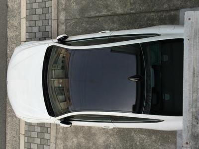 BMW ルーフラッピング