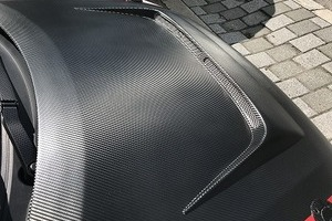 S660 カーボンラッピングのサムネイル