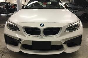 BMW カーボンフィルムラッピングのサムネイル